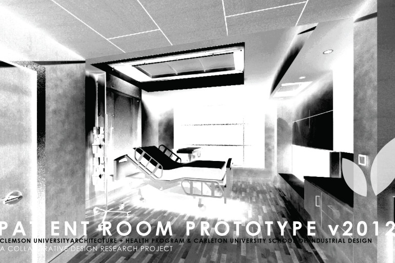 Patient Room Prototype 2012 COVER